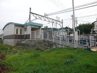 Nagaura Station (Aichi) Railway station in Chita, Aichi Prefecture, Japan
