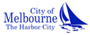 Official logo of Melbourne, Florida