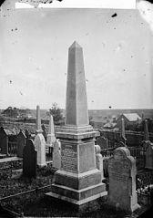Memorial to Edward Morgan (1817-71), Dyffryn Ardudwy