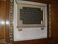 Memorial to a great man within St Sepulchre, Holborn Viaduct - geograph.org.uk - 1806278.jpg