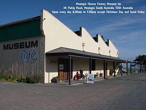 Meningie, South Australia - meningie Cheese Factory Museum Inc