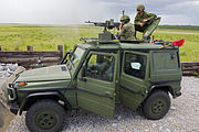 Mercedes-Benz G-Class of the Canadian Land Forces.JPG