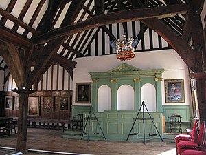 Company of Merchant Adventurers of London - Image: Merchant Adventurers' Hall geograph.org.uk 1505920