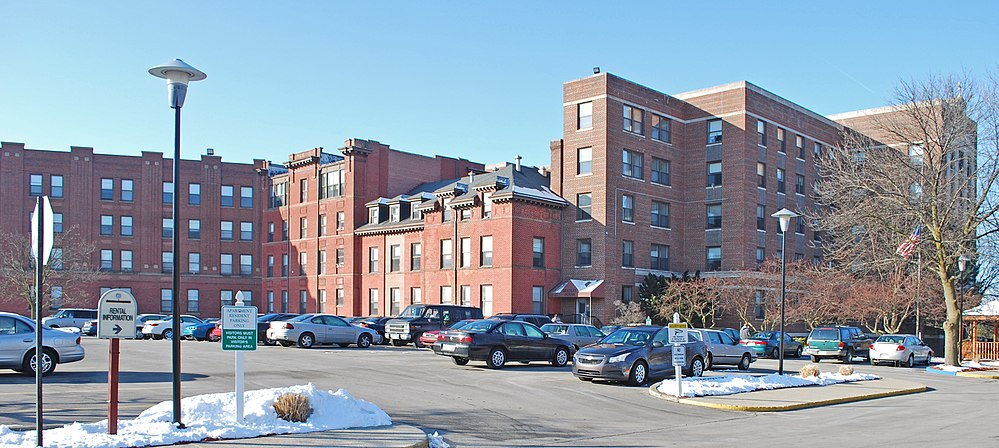mercy hospital and elizabeth mcdowell bialy memorial house