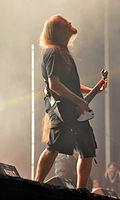 Meshuggah, Fredrik Thordendal at Wacken Open Air 2013.jpg