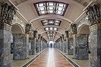 Metro SPB Line1 Kirovsky Zavod.jpg