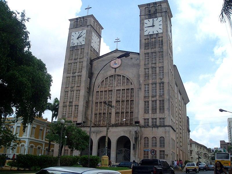 Ficheiro:Metropolitan Cathedral 1 Cuiaba Brasil.jpg