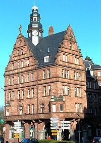 Metz - Place Raymond Mondon - Maison de la fédération des Corporations -1.jpg