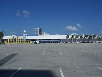 1972 Democratic National Convention - The Miami Beach Convention Center was the site of the 1972 Democratic National Convention