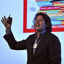 Michael Fertik - Annual Meeting of the New Champions 2012.jpg