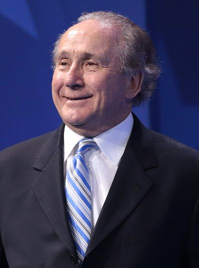 Michael Reagan, American television personality and journalist
