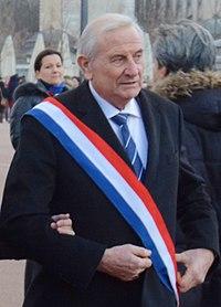 Michel Forissier, Marche républicaine du 11 janvier 2015 à Lyon 06 (cropped).JPG