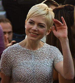 English: Actress Michelle Williams at the 83rd...