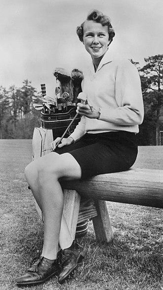 Mickey Wright - Wright in 1960