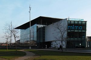 Middlesbrough Institute of Modern Art - Image: Middlesbrough Institute of Modern Art MIMA