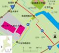 Mie prefectural road route 505 Yokkaichi port-Matsubara line.png