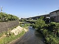 Mikasagawa River from Torenjibashi Bridge.jpg