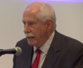 Mike Gravel at The Toronto Hearings on 9-11 (02).png