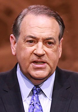 Huckabee in 2014