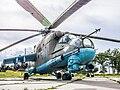 Mil Mi-24, Stalin Line (9436031260).jpg