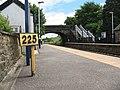 Milepost 225 at Gargrave - geograph.org.uk - 1397416.jpg