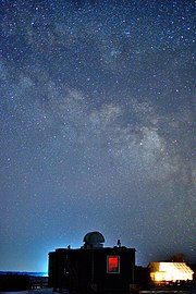 Milky way and observatory.jpg