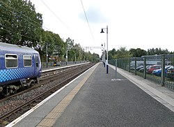 Milngavie Railway Station, view towards Hillfoot.jpg