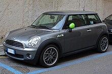 Mini 2006 2014 Wikipédia