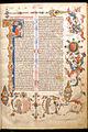 Miniatore di S Alessio in Bigiano - Leaf from Bentivoglio Bible - Walters W1515R - Open Obverse.jpg