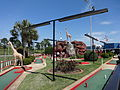 Miniature golf 01, Fun Park.JPG