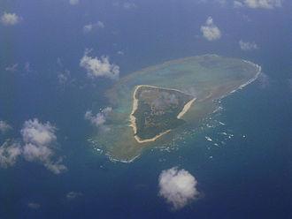 Minna Island (Tarama, Okinawa) - Minnajima