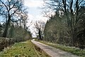Minor road near Sarsden House - geograph.org.uk - 158813.jpg