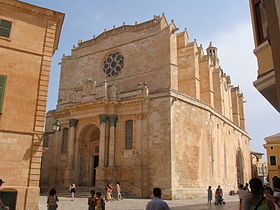 Image illustrative de l'article Cathédrale de Ciutadella