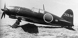 "Mitsubishi J2M - Mitsubishi J2M Raiden (Allied code name ""Jack"")"
