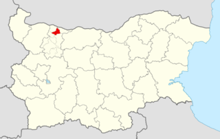 Mizia Municipality within Bulgaria.png