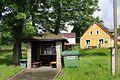 Mnichov, Rájov, bus stop.jpg
