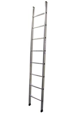 Een moderne ladder conform EN-131