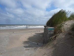 Huttoft - Image: Moggs Eye Car Park Sea Gate geograph.org.uk 1497162