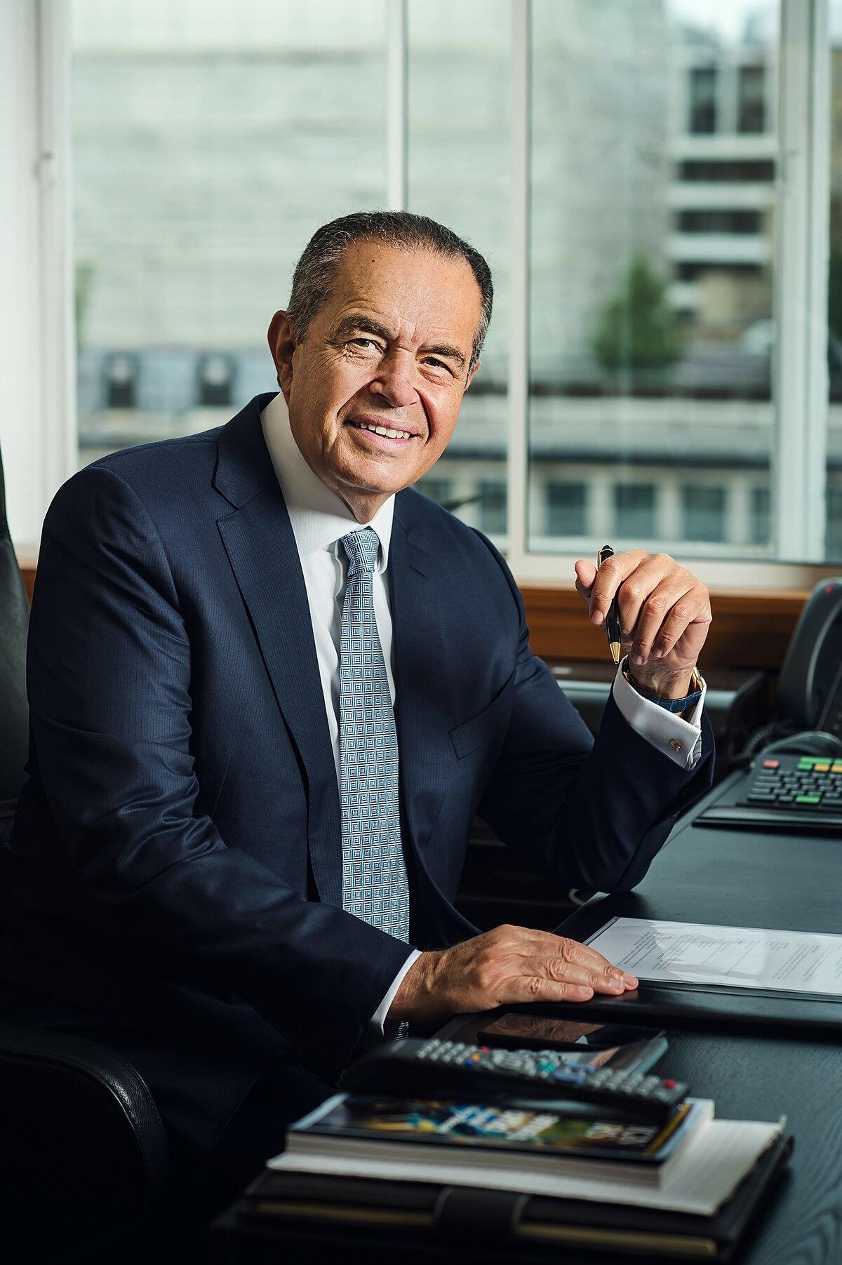 Mohamed Mansour Businessman Wikipedia