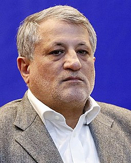 Mohsen Hashemi Rafsanjani Iranian politician