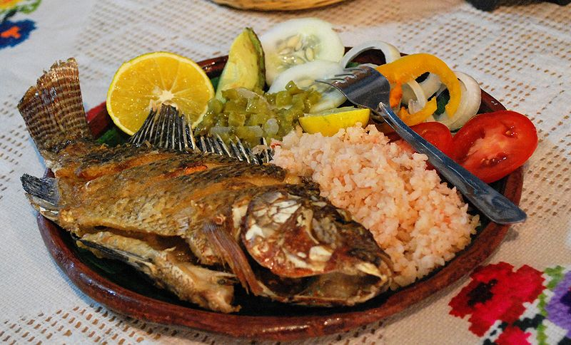 Lagos Mexican Restaurant Long Lake