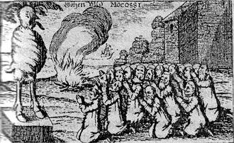 Mokosh - Warning from the Christian church against worshipping Mokosh
