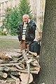Moldavian humorist Gheorghe Urschi (2000). (8718856223).jpg