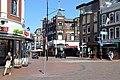 Molenstraat 99 Nijmegen Voormalig Hotel-Cafe De Bonte Os en Oranjehotel. Pand uit 1888.jpg