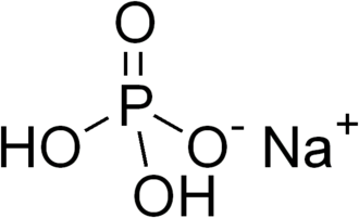 Sodium phosphates - Sodium dihydrogen phosphate