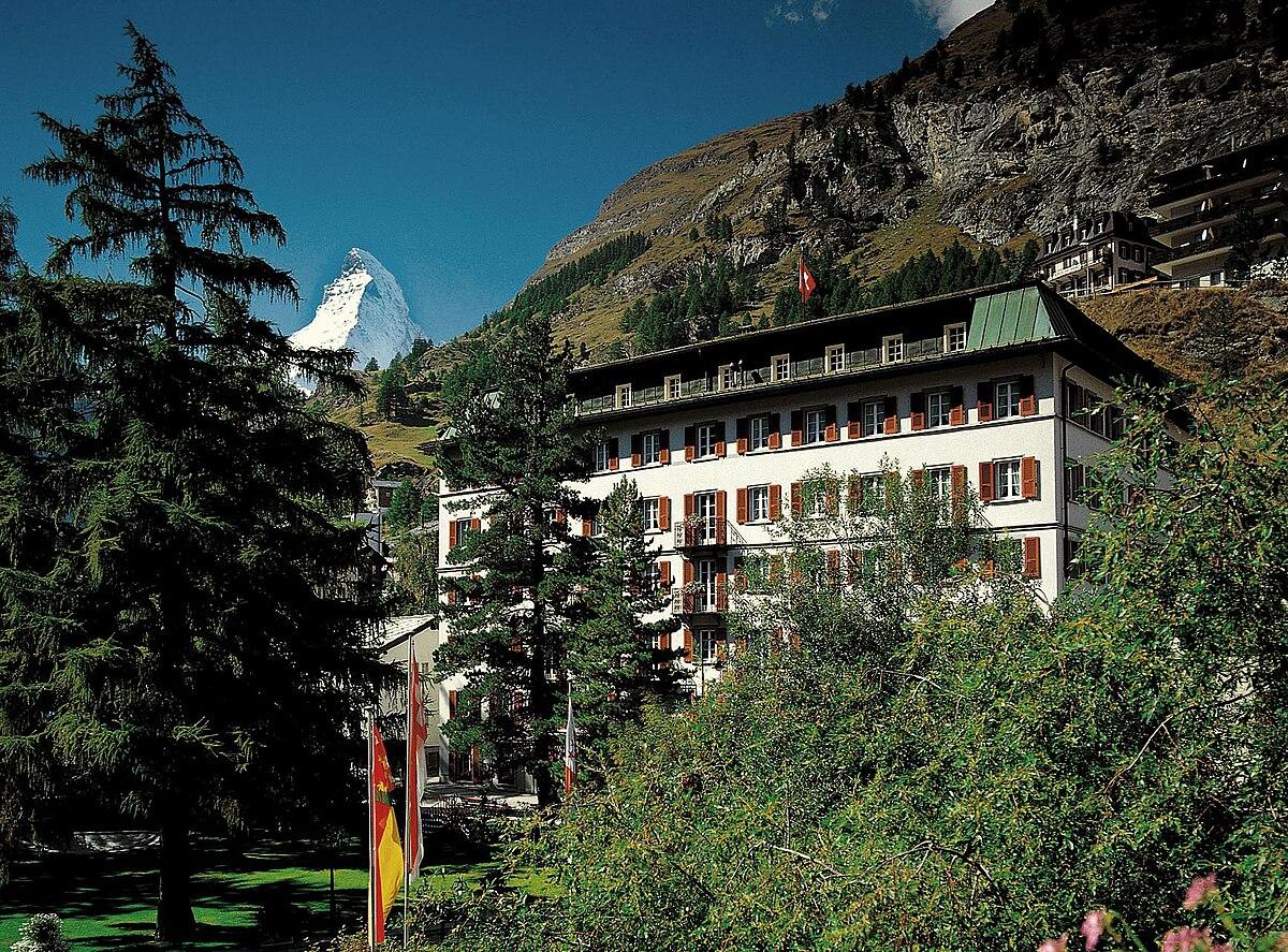 Monte Rosa Hotel Wikipedia