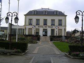 Ayuntamiento de Montfermeil