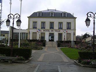 Montfermeil - Montfermeil town hall