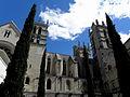 Montpellier (34) Cathédrale Saint-Pierre Extérieur 15.JPG