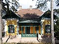 Monument Villa, from S. Probably built in 1900s for Holiday Cottage. - Budapest 12th district, Normafa Way 17B. ID 8287.JPG